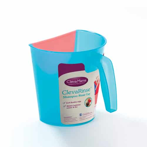7407 ClevaRinse Shampoo Rinse Cup BLUE CMYK1