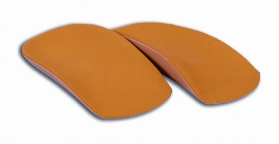 orange insoles