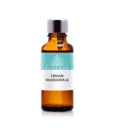 Férfi lingam masszázsolaj . Használható az intim testrész (lingam) fertőzésének megelőzésére, a szexuális együttlét örömének fokozására.